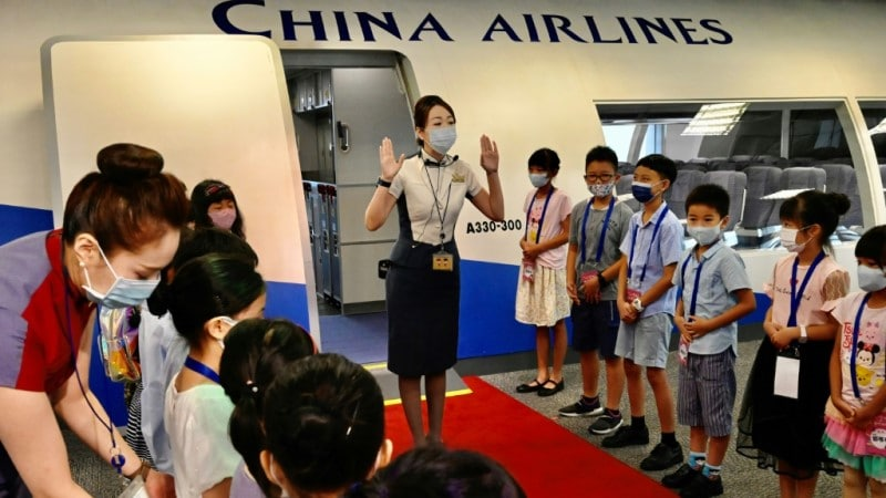 China Airlines During Pandemic