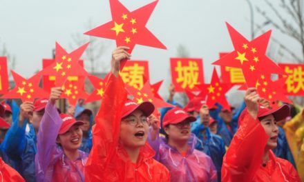 China Plans Triumphant 70th Anniversary Despite Headwinds