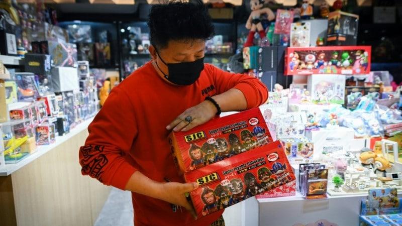 China Blind Boxes