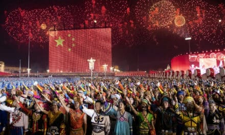 Ordinary People Barred From China's 70th Parade