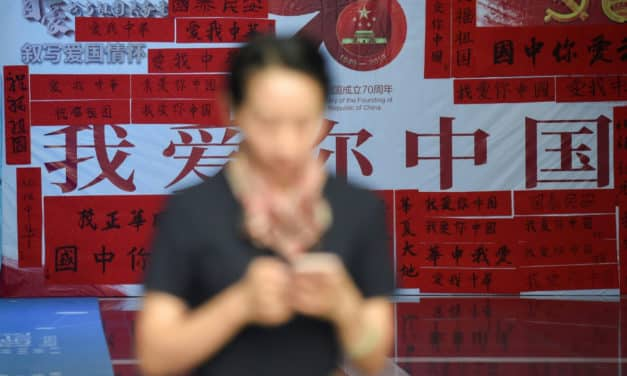 Face Scans is Now Mandatory for China's Mobile Users
