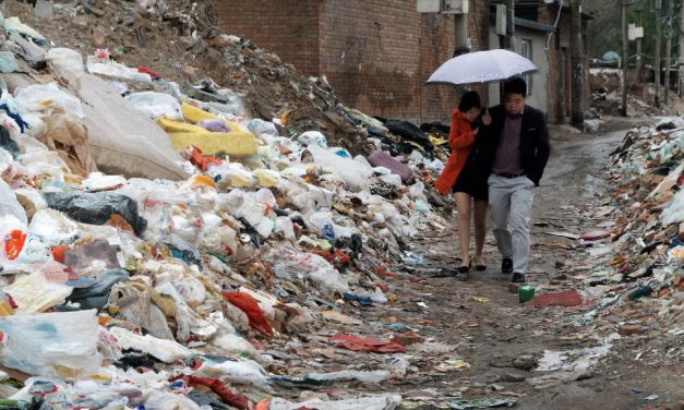 China's Big Decision on Plastics