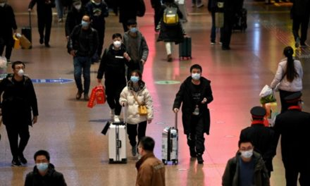 'Very Inconvenient': Chinese Migrants Torn over Staying Put for Lunar New Year