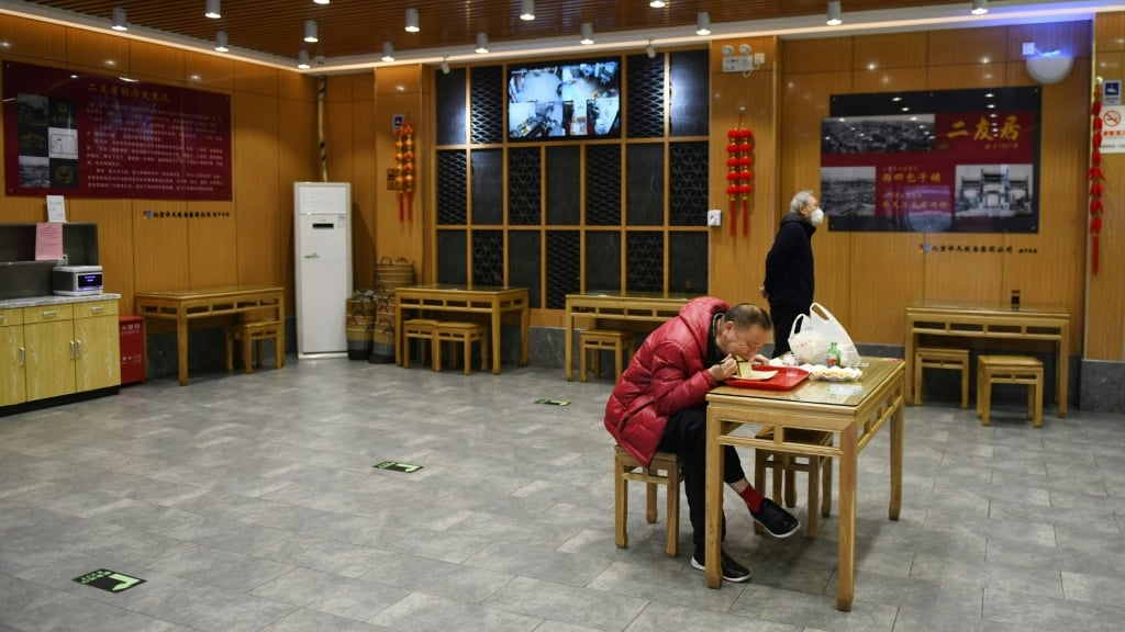 China Restaurant.afp