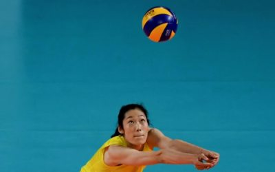 Volleyball Superhero: The Remarkable Rise of China's Zhu Ting