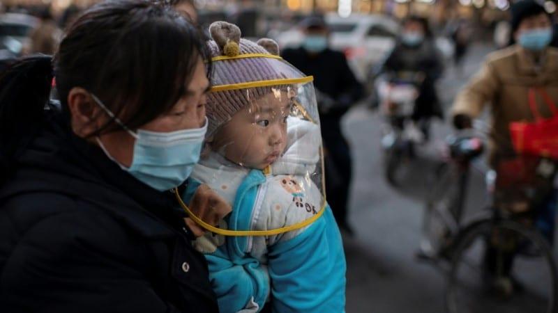 China Virus Death