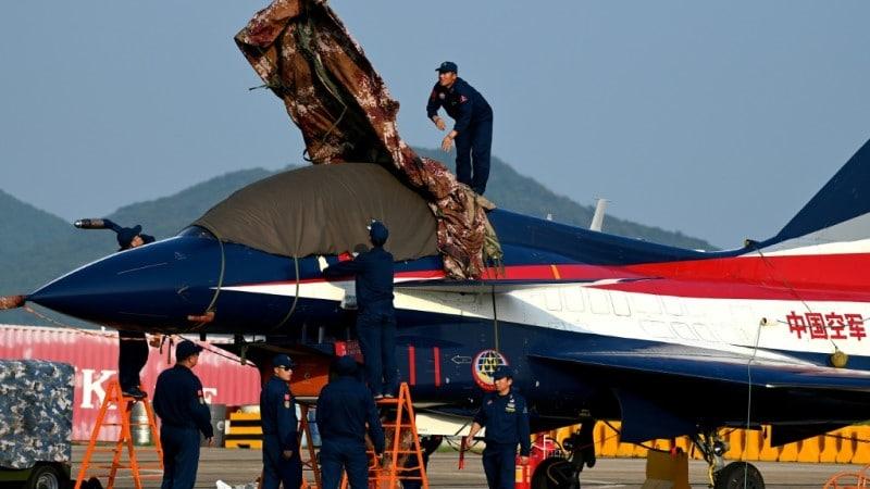 China new plane