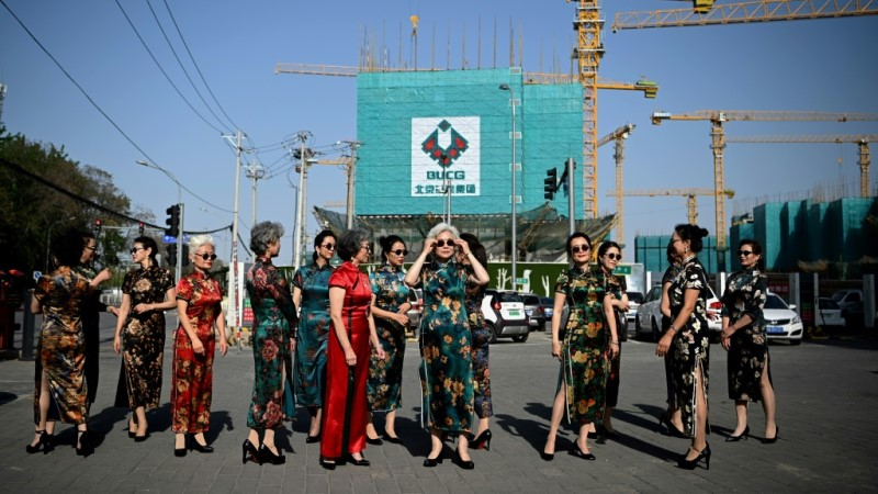 China's Fashionable Elderly Influencers