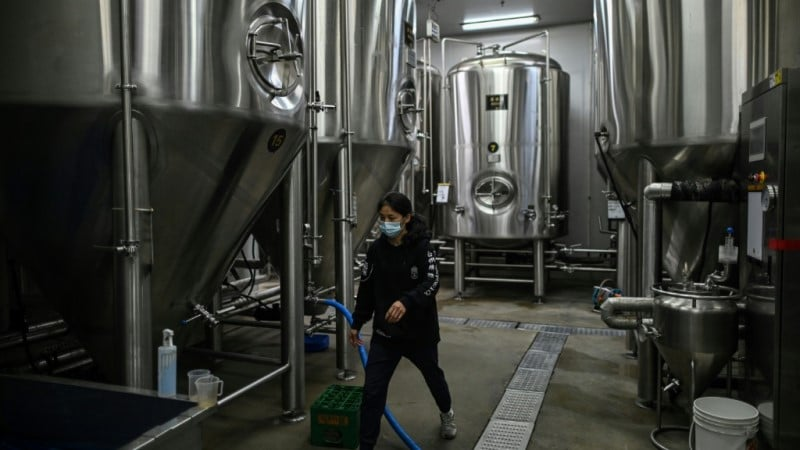 China's First Specialized Breweries