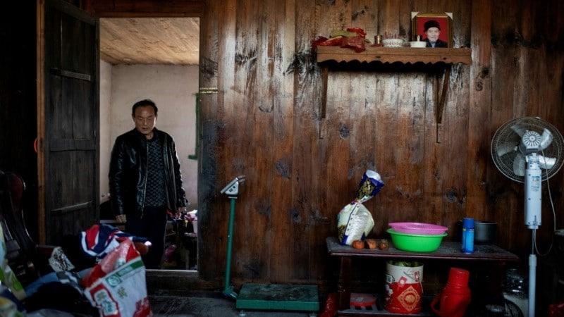 China's Poverty Eradication