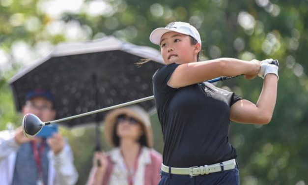 Chinese Golfer, 17, Dreams Big After 'Astonishing' Start