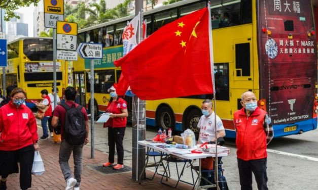 G7 Powers Urge China to End 'Oppression' in Hong Kong