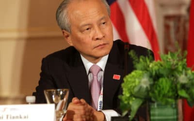 Chinese Ambassador Summoned Over COVID-19 Conspiracy Theory Tweet