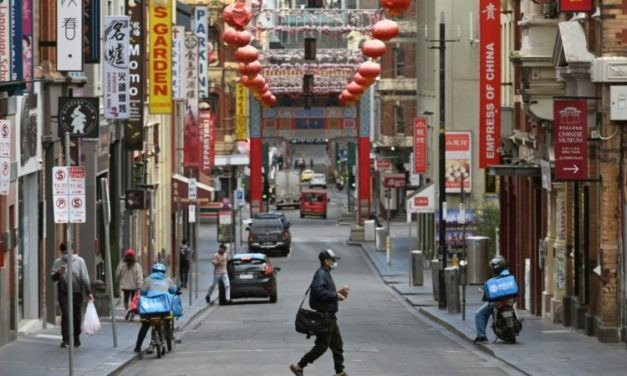 Chinese-Australians Report Discrimination as Beijing, Virus Tensions Mount