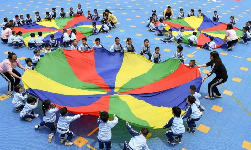 Chinese Children's
