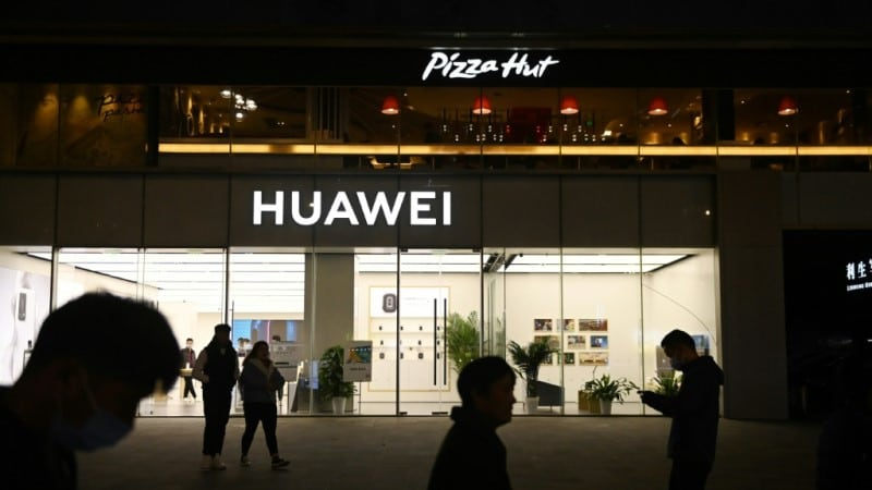 Chinese Electronics Giant Huawei