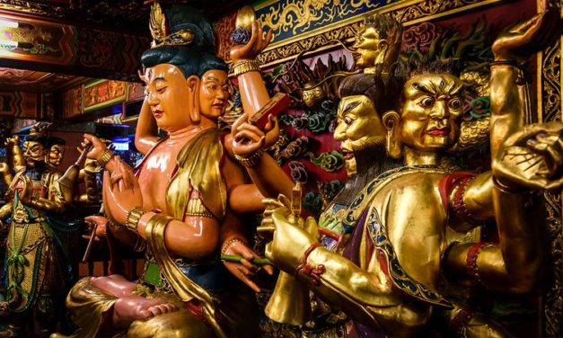 Top Religions in Asia