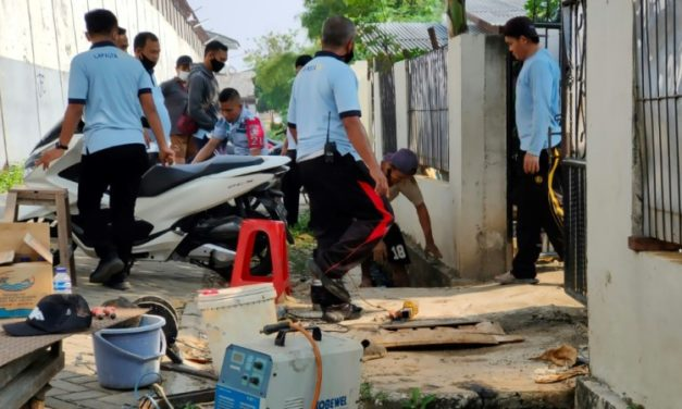 Chinese Death-Row Inmate Escape from Indonesian Jail via a Sewer