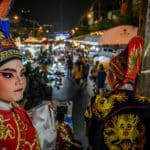 Vanishing Art: One of the Last Chinese Opera Troupes in Thailand