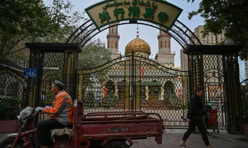 Chinese Policies in Xinjiang