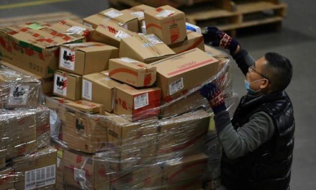 Chinese Shoppers Spend Big in Post-Virus Singles' Day Binge