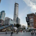 Engineers Inspect Chinese Skyscraper after Shaking Triggers Panic