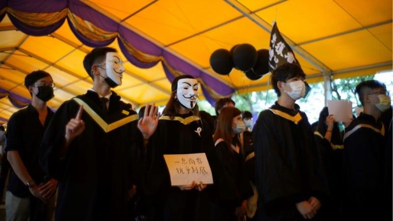 Chinese University of Hong Kong Students