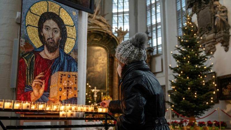 Christmas Eve in Berlin