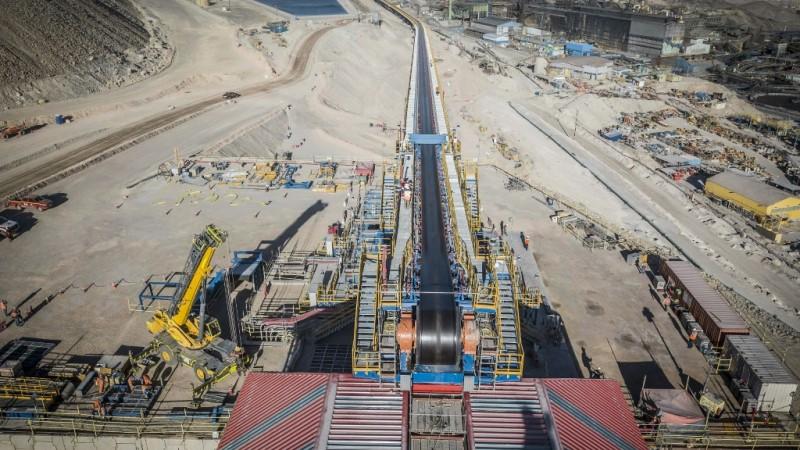 Chuquicamata Mine in Chile