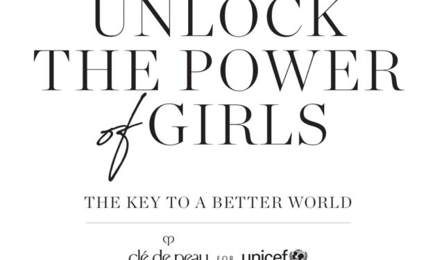 Clé de Peau Beauté Pledges $8.7 Million to UNICEF
