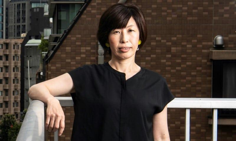 Climate Activist Kimiko Hirata