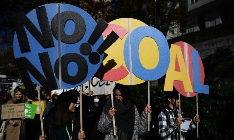 Climate Activists in Japan