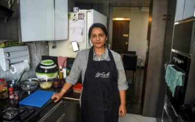 Cloud Kitchens: The Next Uber for Home Chefs in India