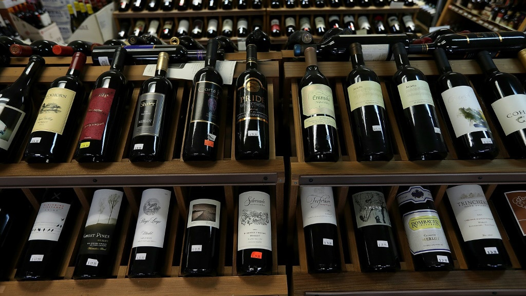 Collections of Fine Wines.afp