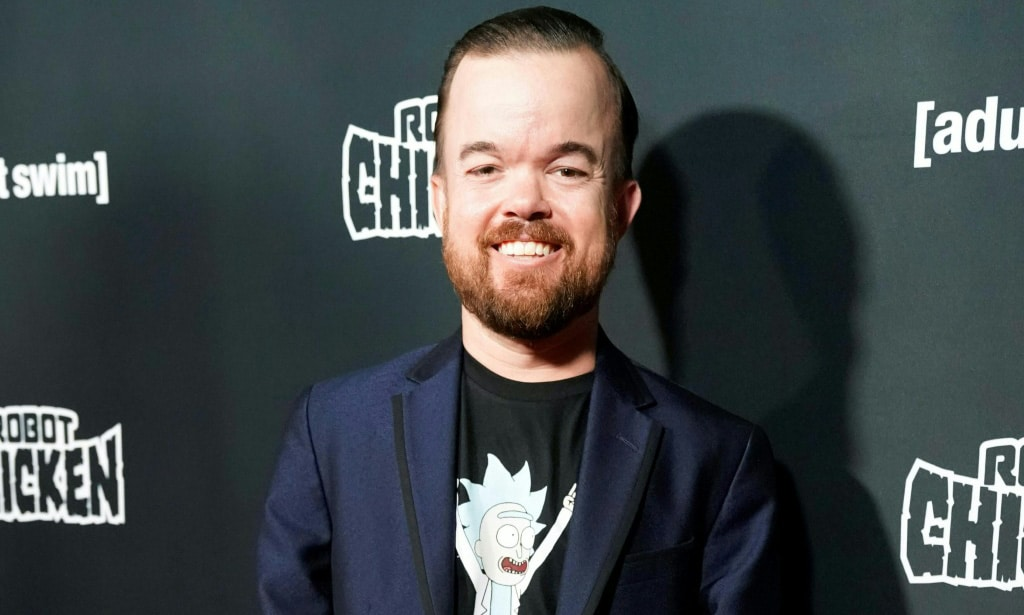 Comedian Brad Williams.afp