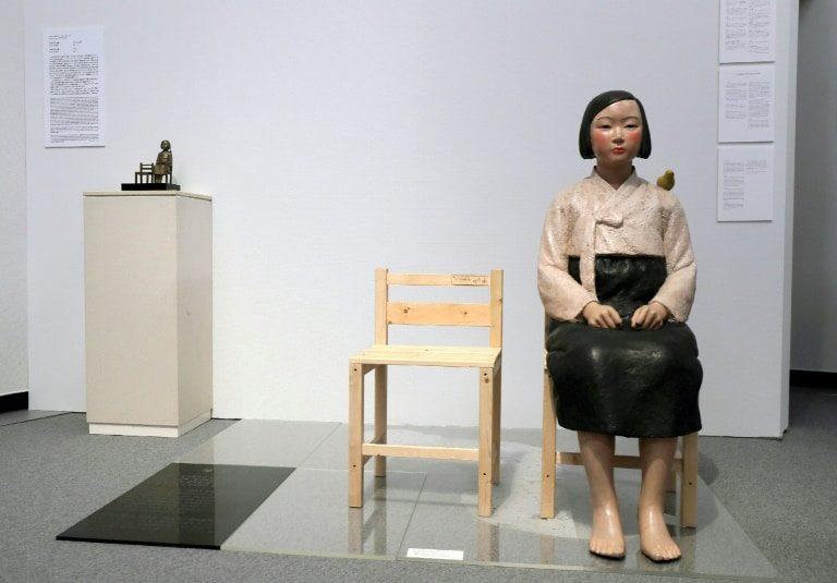 Comfort Women Film ©AFP