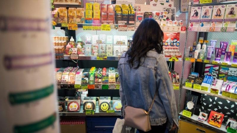 Condomania Condom Shop in Tokyo