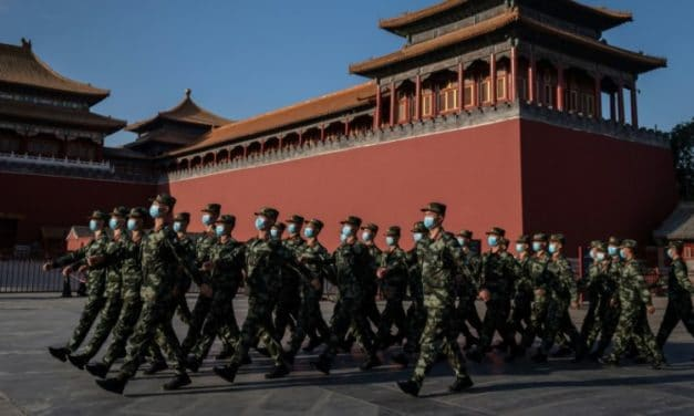 China Takes on Escalating Conflicts around the World
