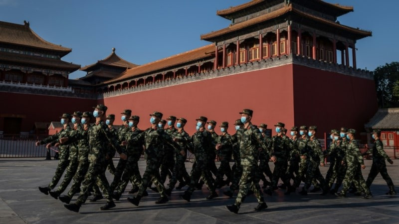 PLA Army China.afp