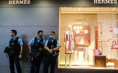 China's New Security Law Deemed as 'The End of Hong Kong'
