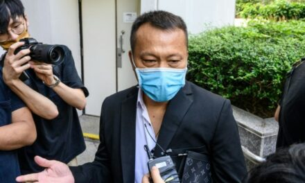 Five Convicted over Mob Attack on Hong Kong Protesters