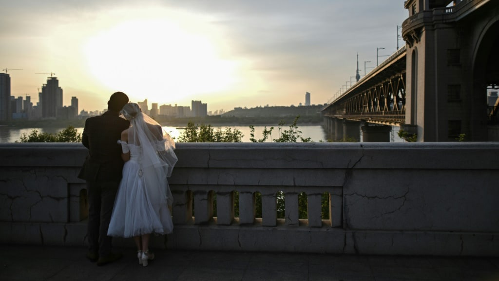 Cooling Off Period for Divorces in China.afp