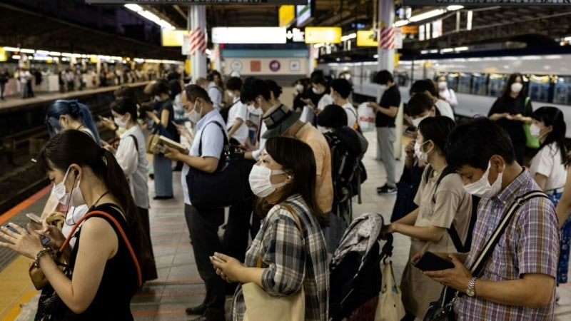 Coronavirus Cases in Japan