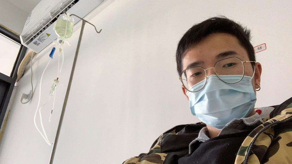 Coronavirus Survivor China.afp