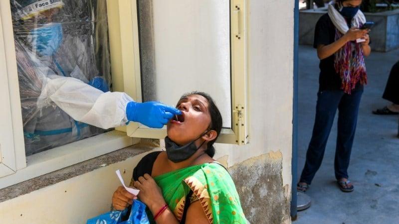 Coronavirus Test in New Delhi
