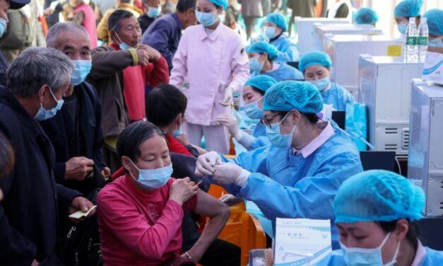 China Gives One-Billionth COVID Shot as Brazil Toll Hits Milestone
