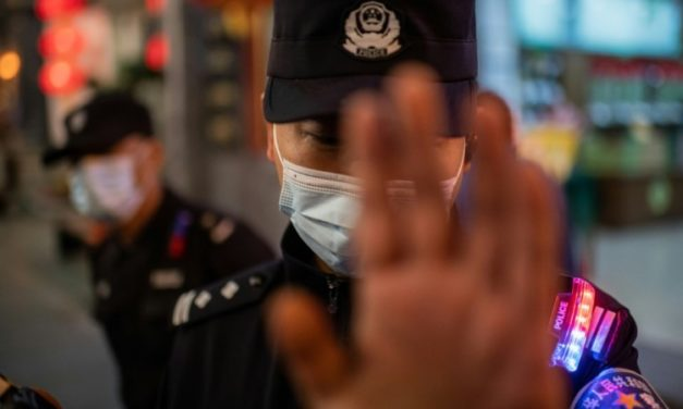 Chinese Police Bust Counterfeit COVID-19 Vaccine Ring