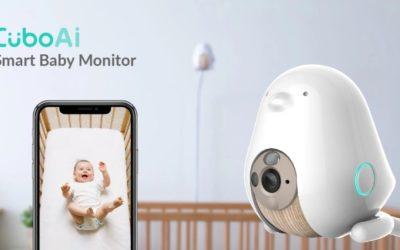 Cubo: World's Smartest AI Baby Monitor