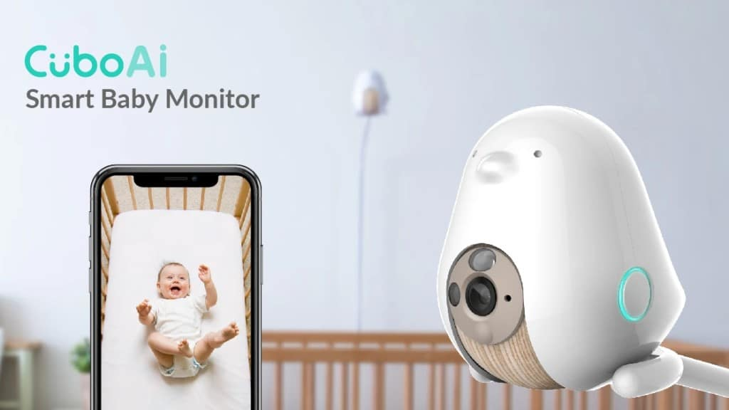 Cubo AI Baby Monitor Banner