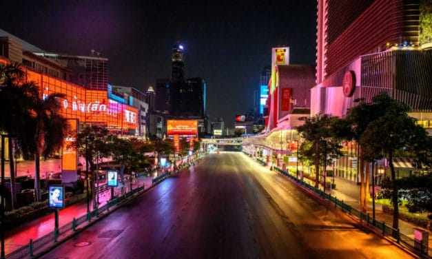 Scared but Desperate, Thai Sex Workers Forced to the Street
